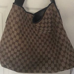 34ffaaf0a Women Gucci Large Hobo Handbag on Poshmark